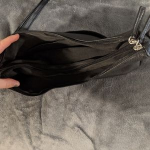 Forever 21 Bags - Basic Black Leather like Purse